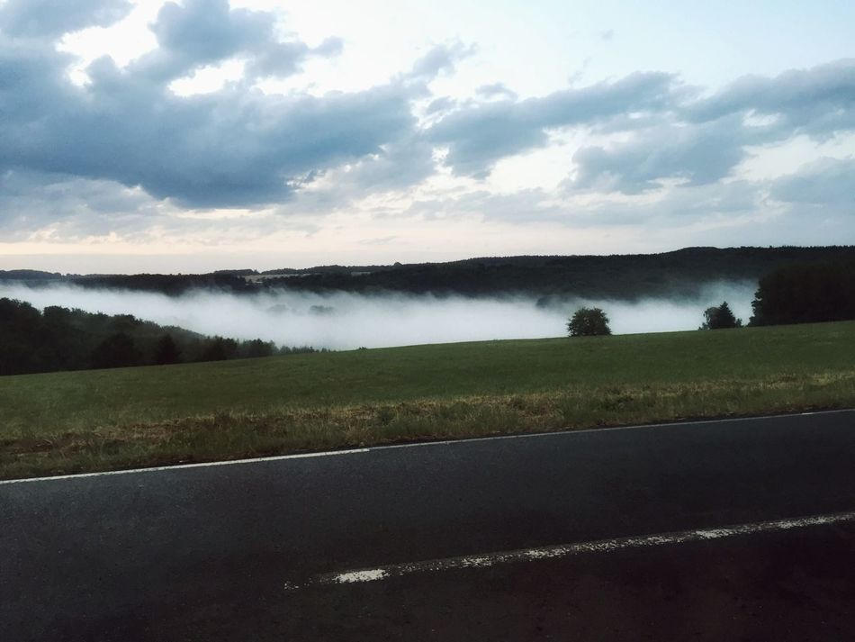 Magical Atmosphere Sky Clouds And Sky Nature Check This Out Awesome View Germany Hello World Taking Photos Enjoying Life Foggy