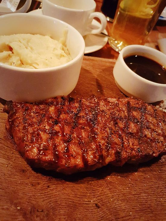 Food Steaks Steak House Best  Cracow