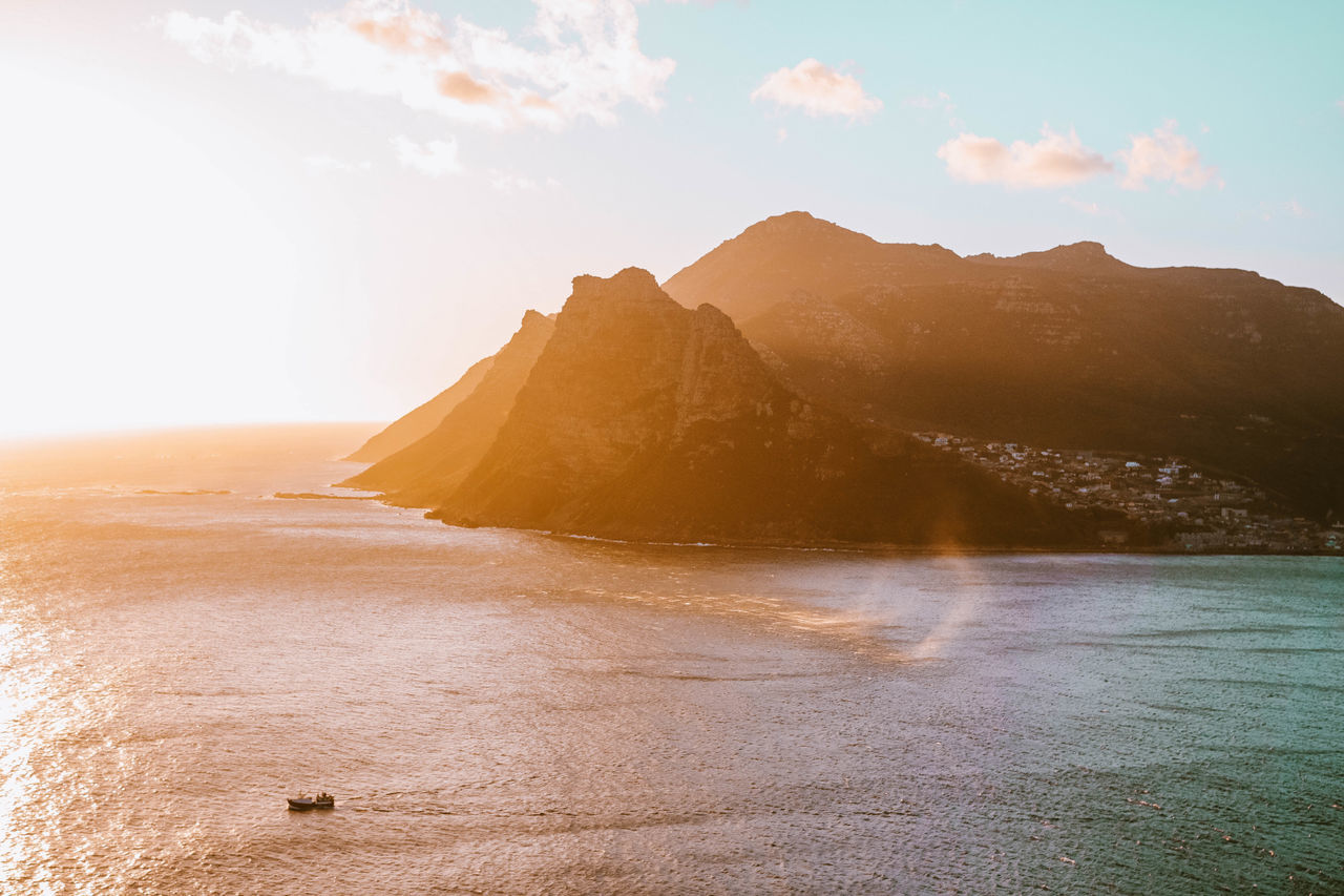 Beautiful stock photos of africa, Beauty In Nature, Cape Town, Day, Horizon Over Water
