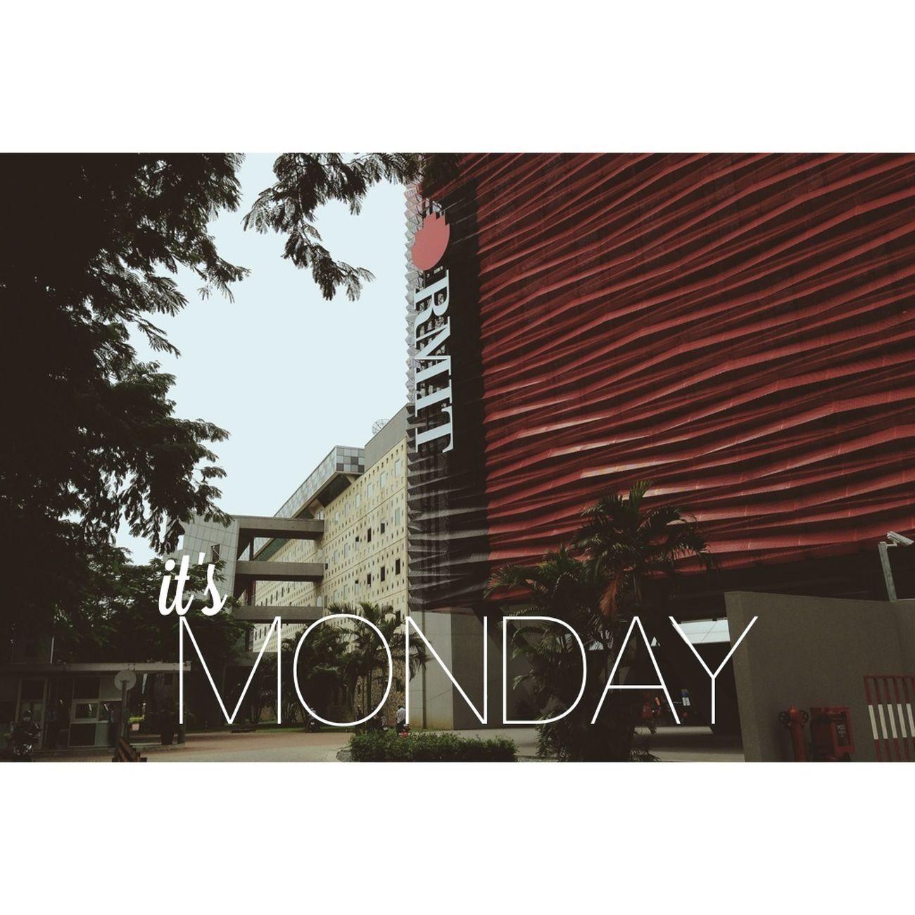 new week, new semester, what next?? Saigon University Rmitvietnam Architecture