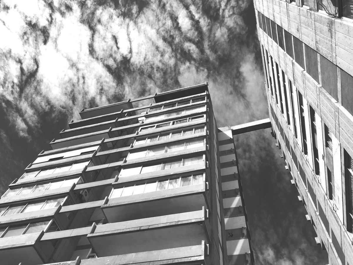 Architecture Building Exterior City Built Structure Favorite Places Sky Windows Ant View Blackandwhite First Eyeem Photo