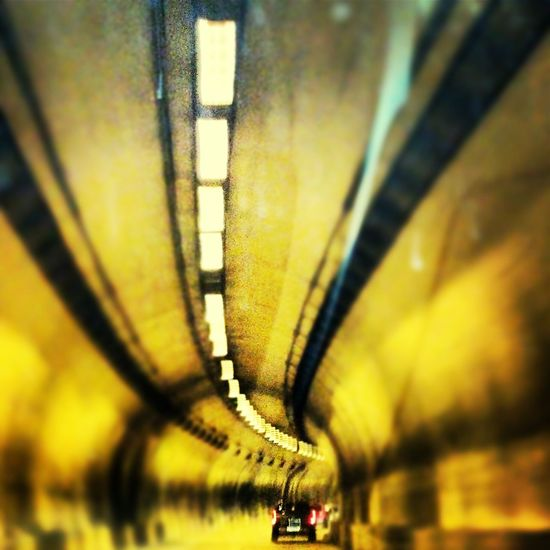 Blurred Lines... Artistic Roadandscenery Tunnels Cityscape