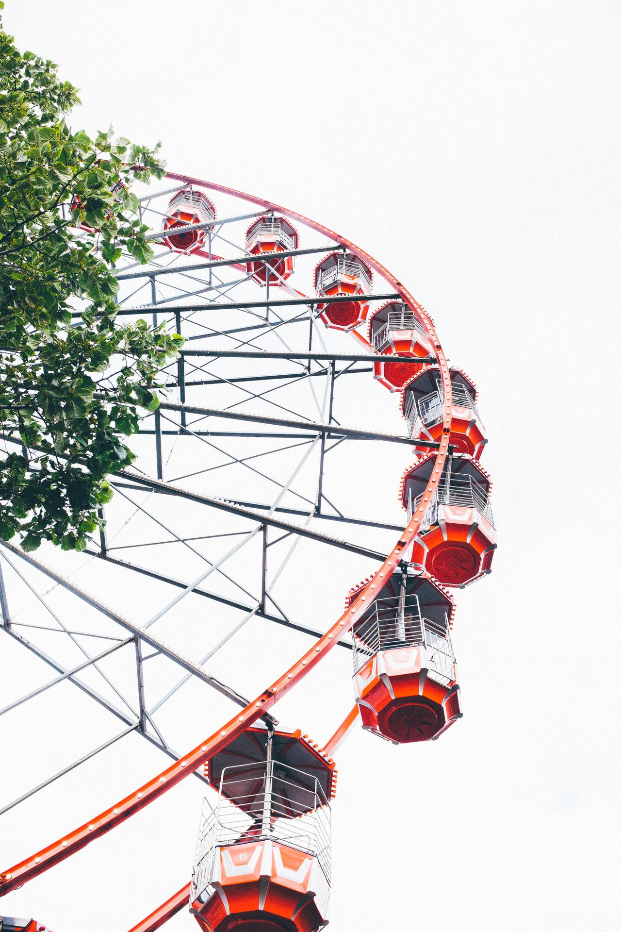 Festival wheel Amusementpark Festival FUJIFILM X100S FujiX100S Outdoors Trees VSCO Vscofilm Wheel X100S