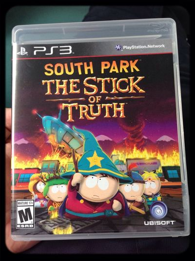 Endlich! Southpark Stickoftruth Thestickoftruth Ps3