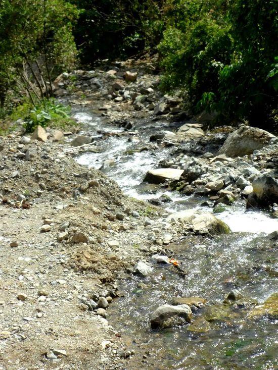 Rio Paisaje Natural Ayabaca Campo