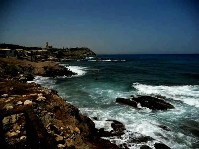 The Storm Is Over Sunny Day again Sicily Portopalo Secret Place Sea View Sea And Sky Seapower