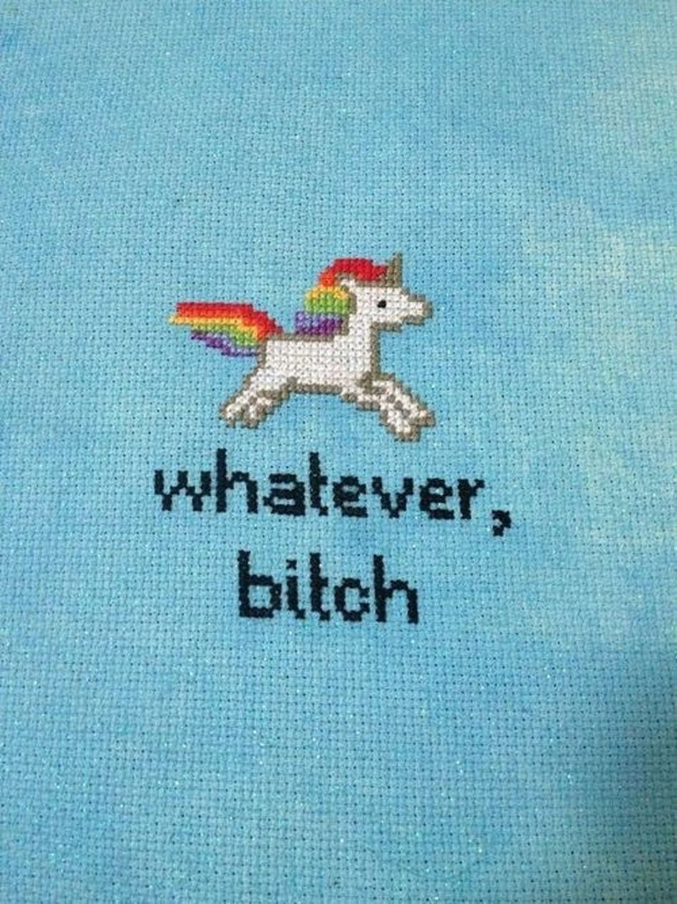 Unicorns Are Jerks Cute Or Whateverr Feeling Sexy Fuck The Bitchess!