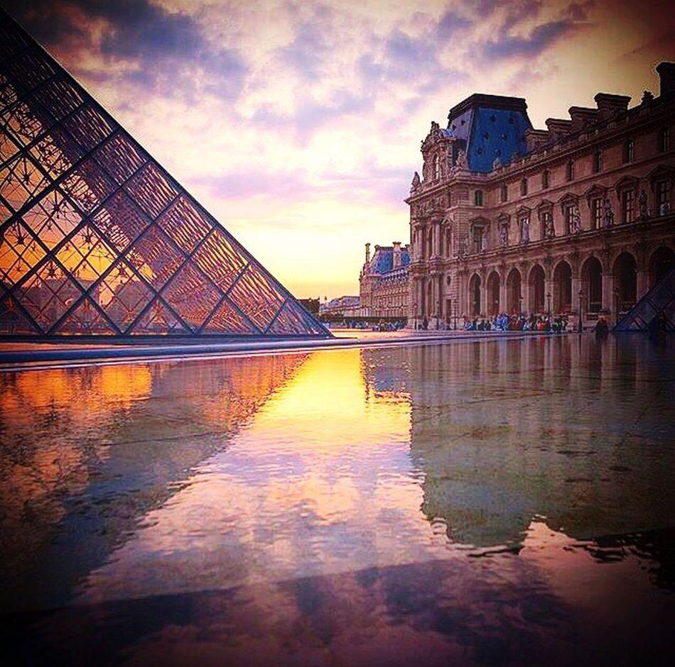 Musse Du Louvre Paris France