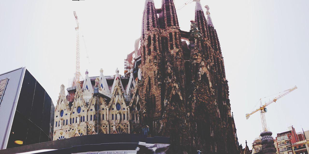 Barcellona Sagradafamilia Holidays