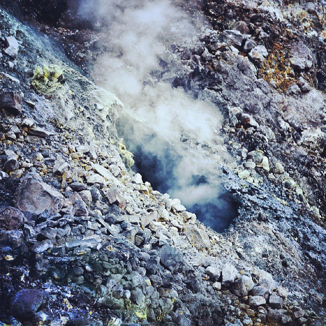 Crystalized Sulfid Macro Mytravelgram mystic travelingram travelphotography mountain vulcano asia Taipei taiwan nikond600 photooftheday picoftheday nature 陽明山 台灣 台北 nationalpark