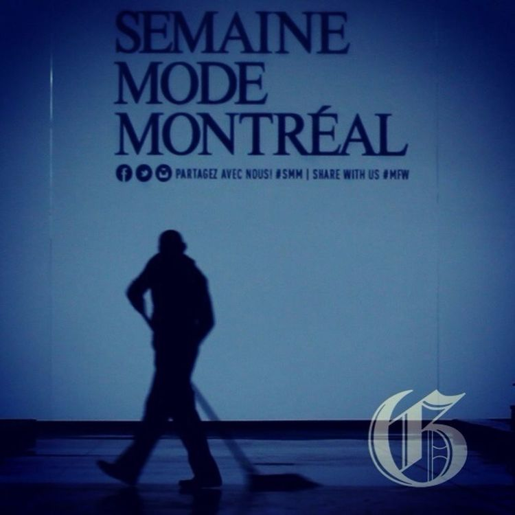 Making the runway picture-perfect at Montreal Fashion Week