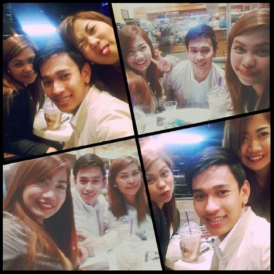 MY MAKATI GIRLS. Lol :)) Talk Love Laugh Girlfriends friends friendship bonding gettogether happy
