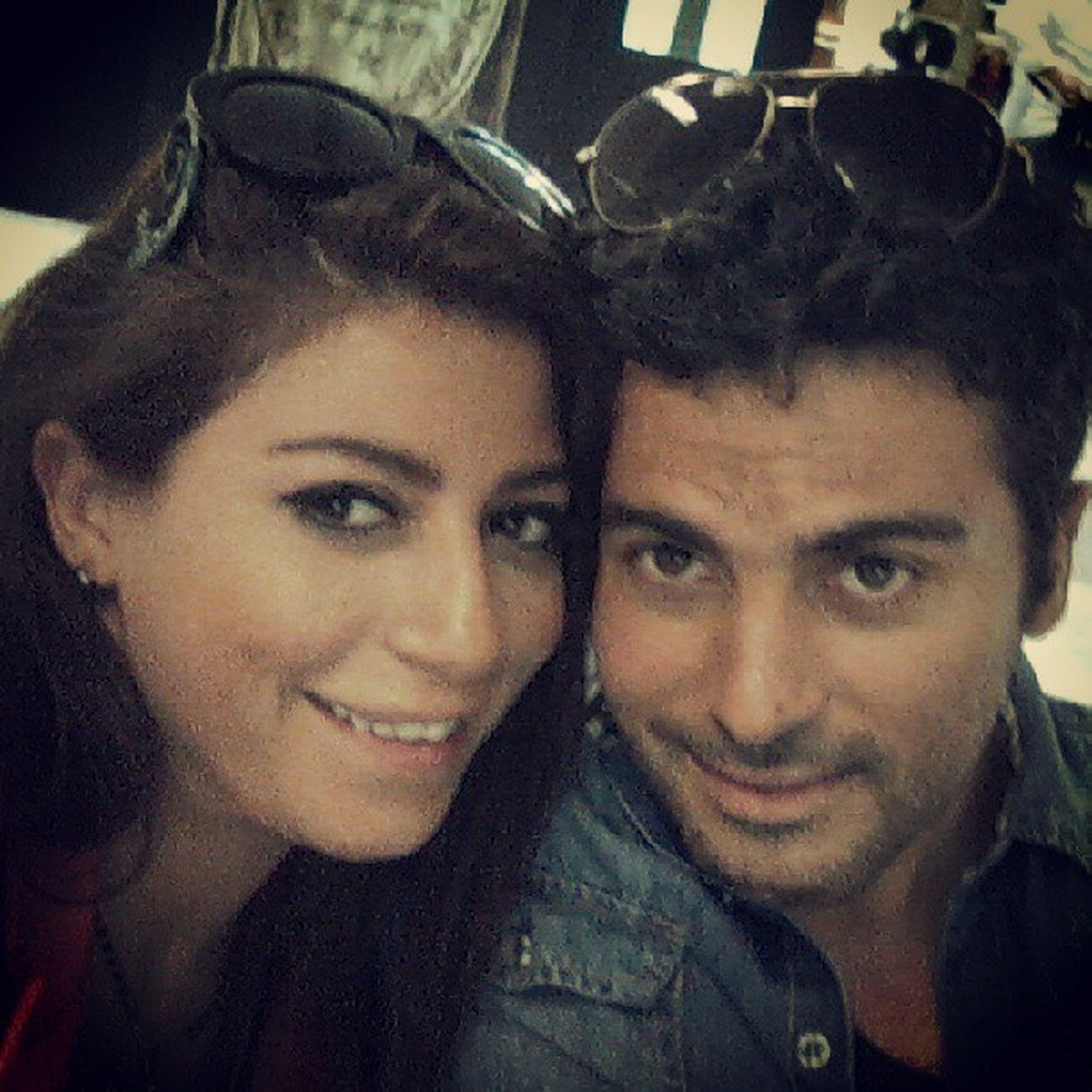 With Sister from Beirut to Rhodos  πάμε