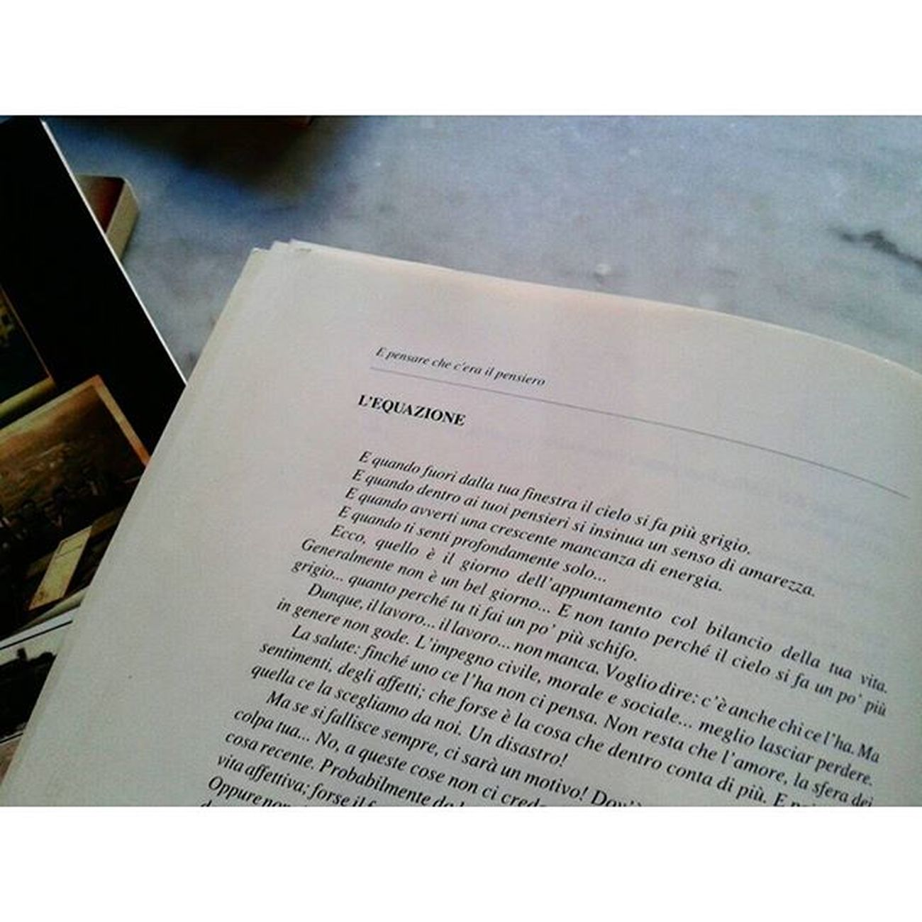 Leggere Pensiero Gaber Igersmodena Vita Lifestyle Read Bookstagram Libri