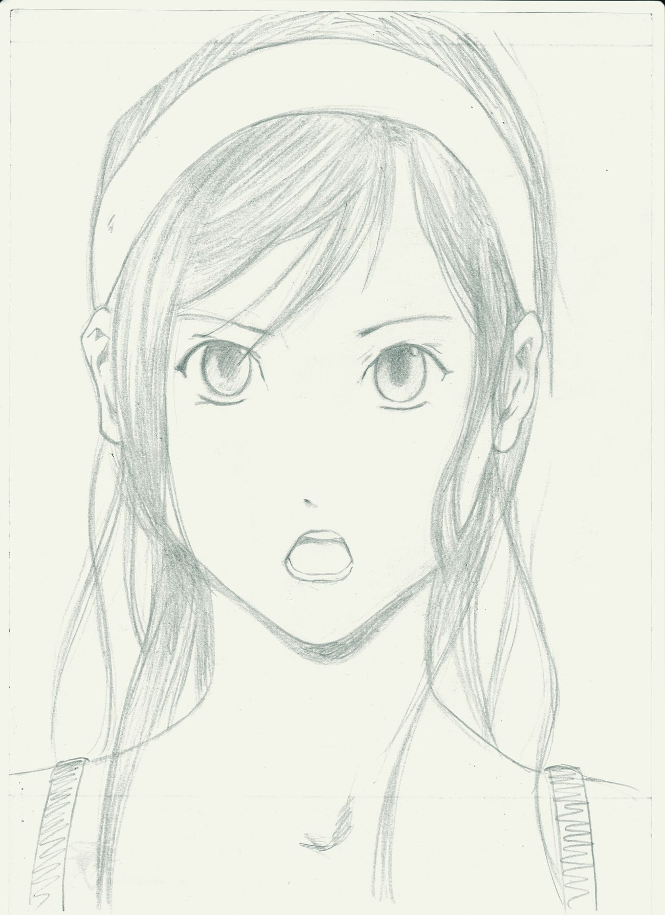Drawing Manga Girl