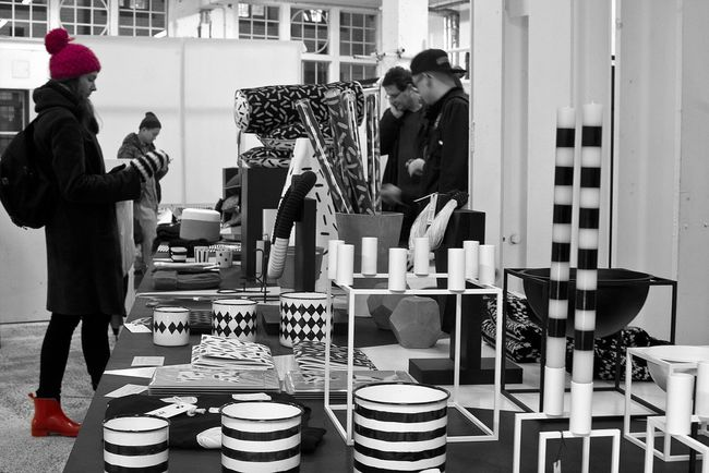 Blackandwhite Blackandwhite Photography Check This Out Streetphotography People Watching Working Exibition Hall Taking Photos Old-fashioned Quality Time Taking Photos Urban Geometry EyeEm Best Shots Interior Views