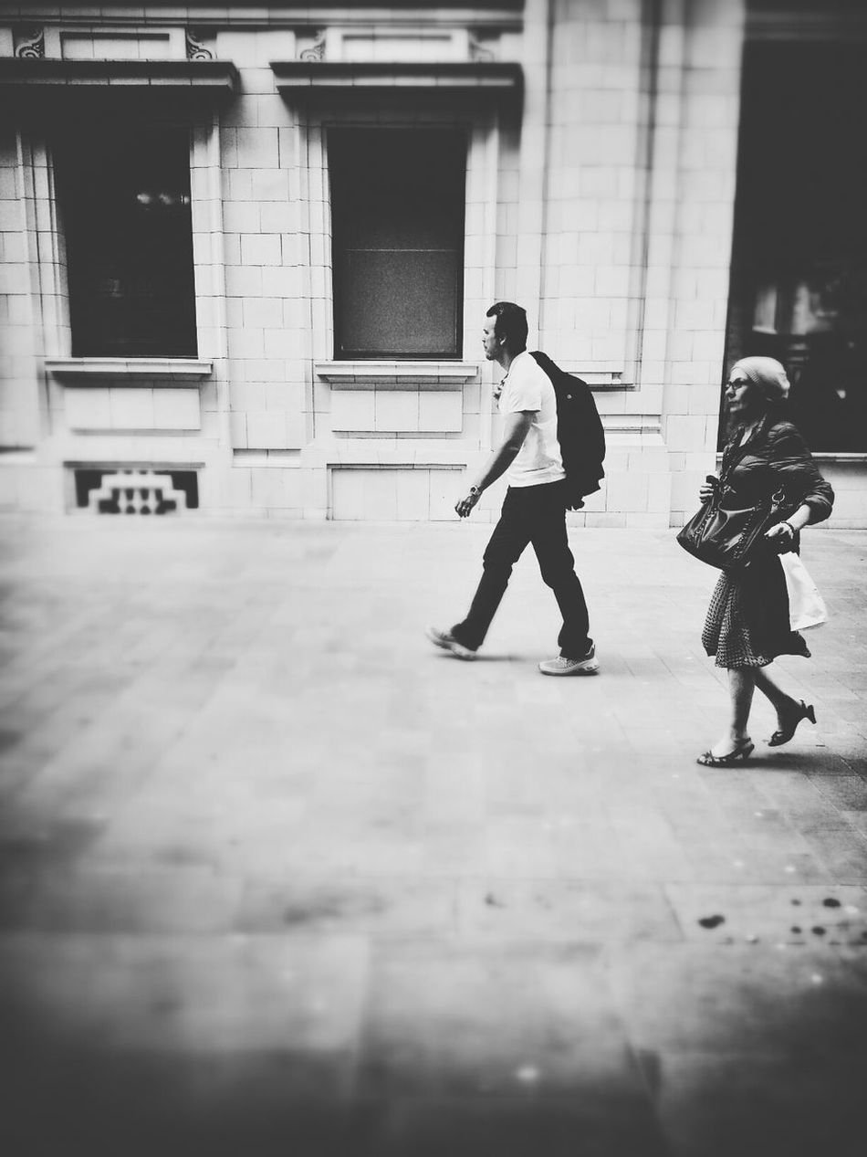 Four Feet Left Andrographer Blackandwhite Streetphotography Two By Two