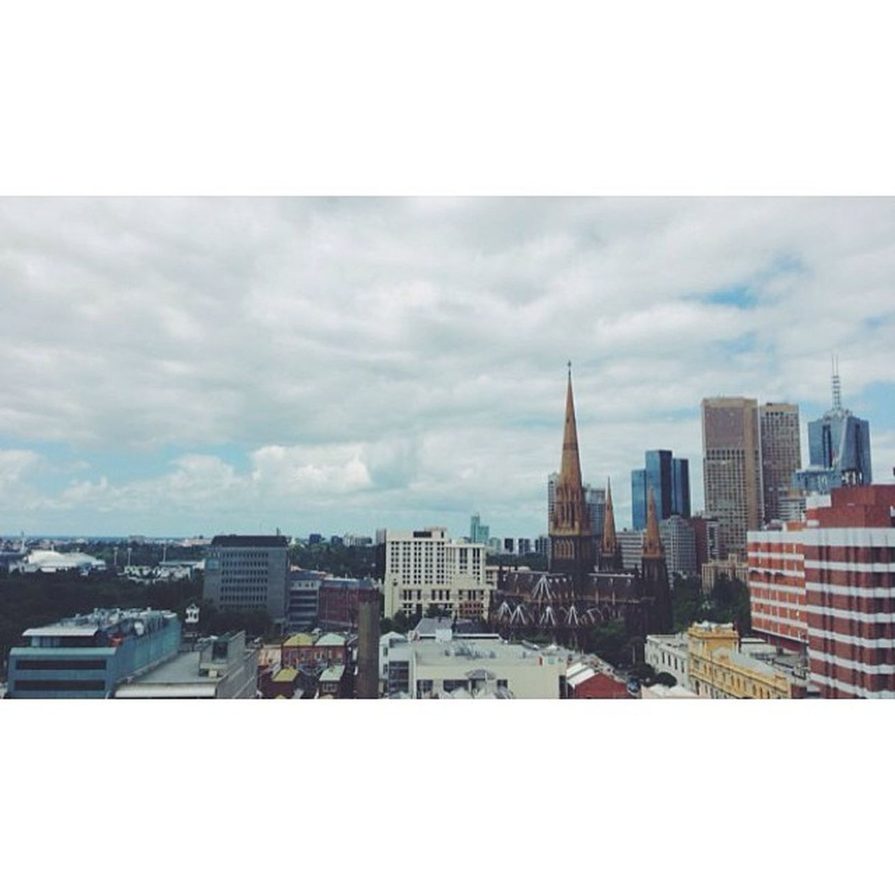 skyline, melbourne edition