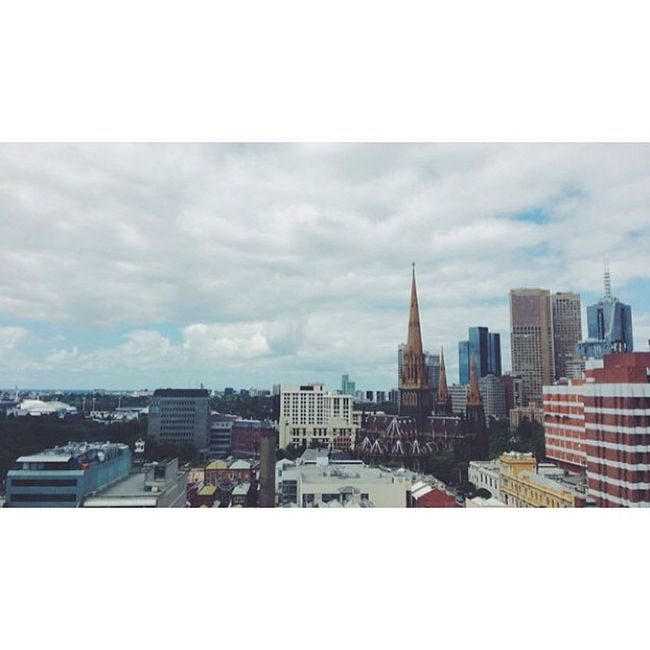 skyline, melbourne edition