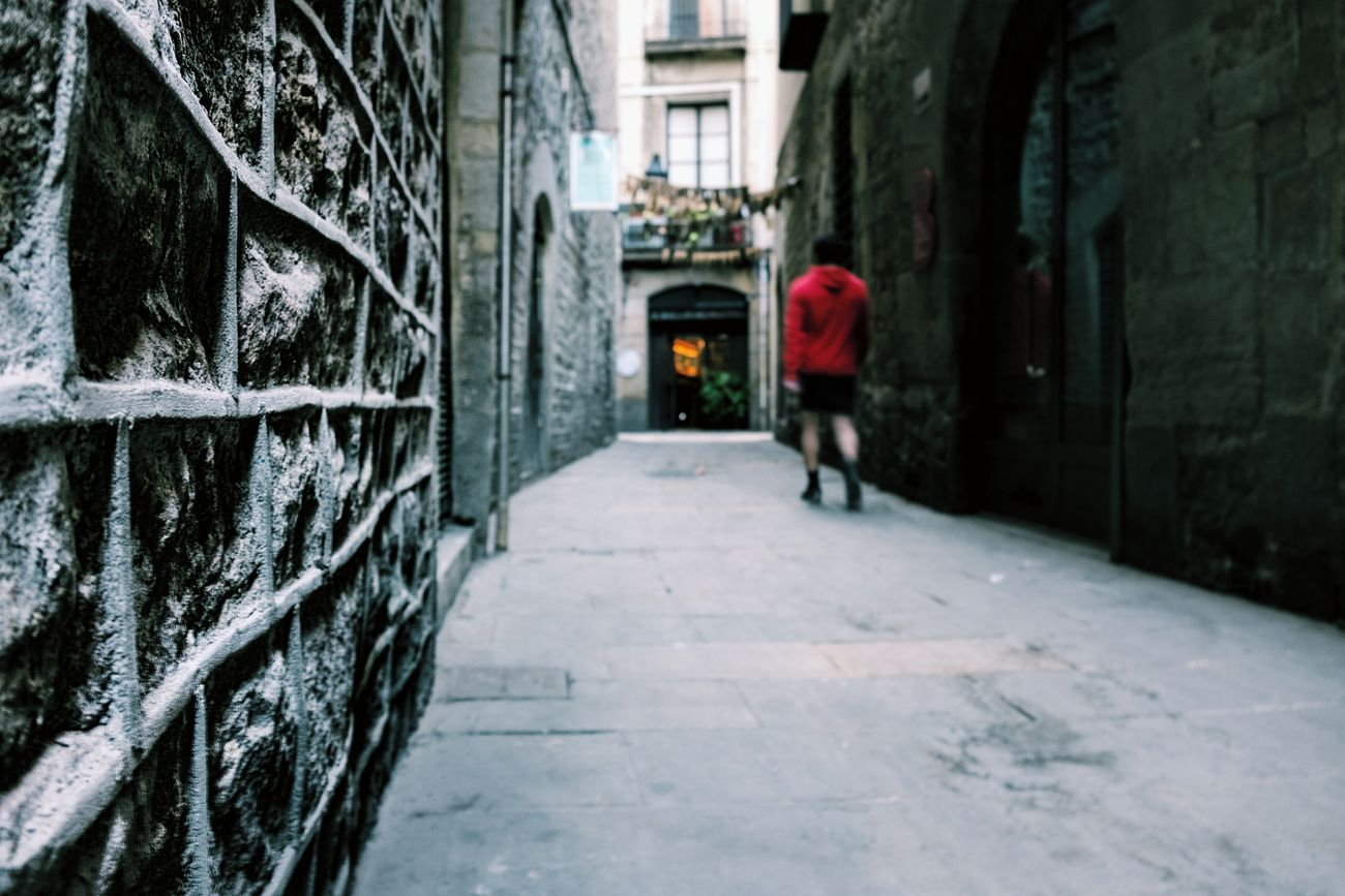 Born Discover Your City Architecture Streetphotography Streetphoto_color Vanishing Point Barcelona I Love My City