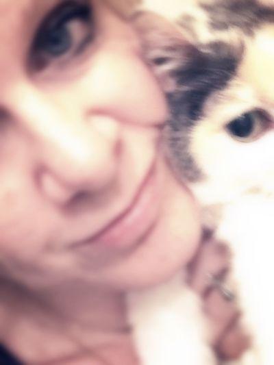 Me and my Bug! 🐱❤️' MyLilibug Lilibug Blue Eyes Cat Eyes Me And My LiliBug Kat Eyes