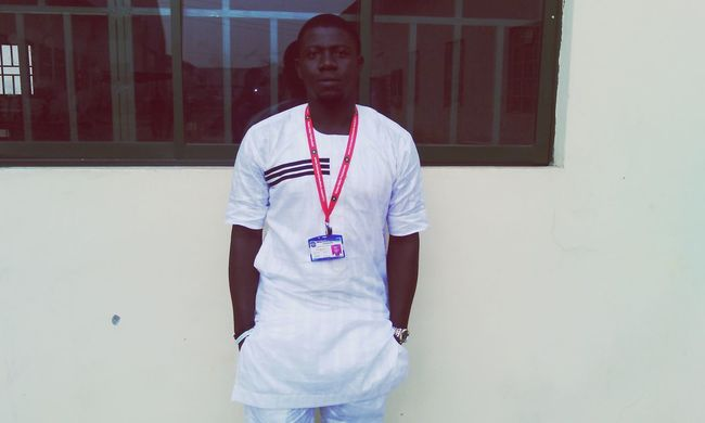 the downfall of a man is not d end of is life That's Me