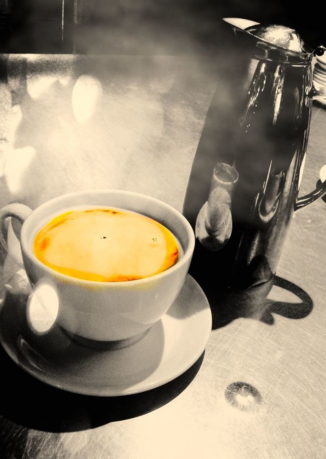 Morning Coffee Coffee Steaming Hot Beverage Caffine Wake Up