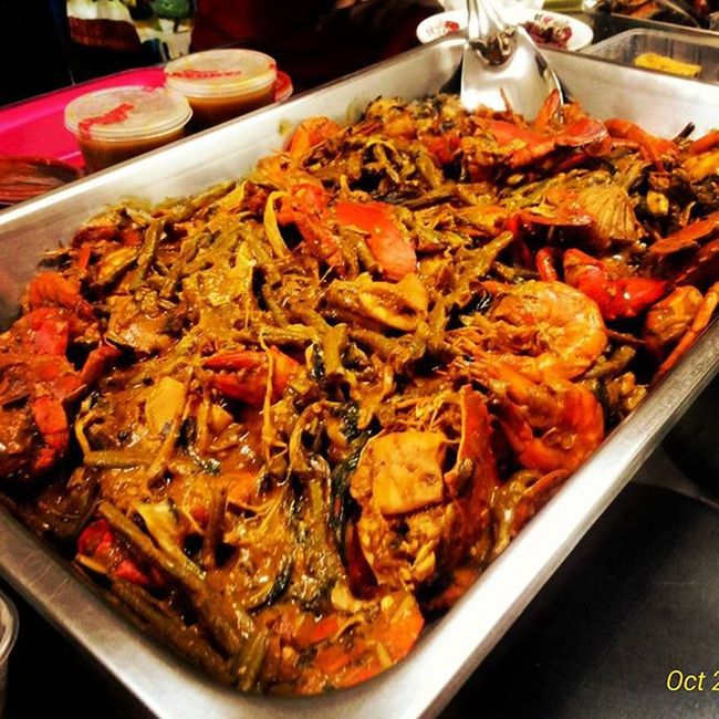 Yummy Crab Foodphotography Food Foodporn Seafoods Seafoodkarekare Pinoy