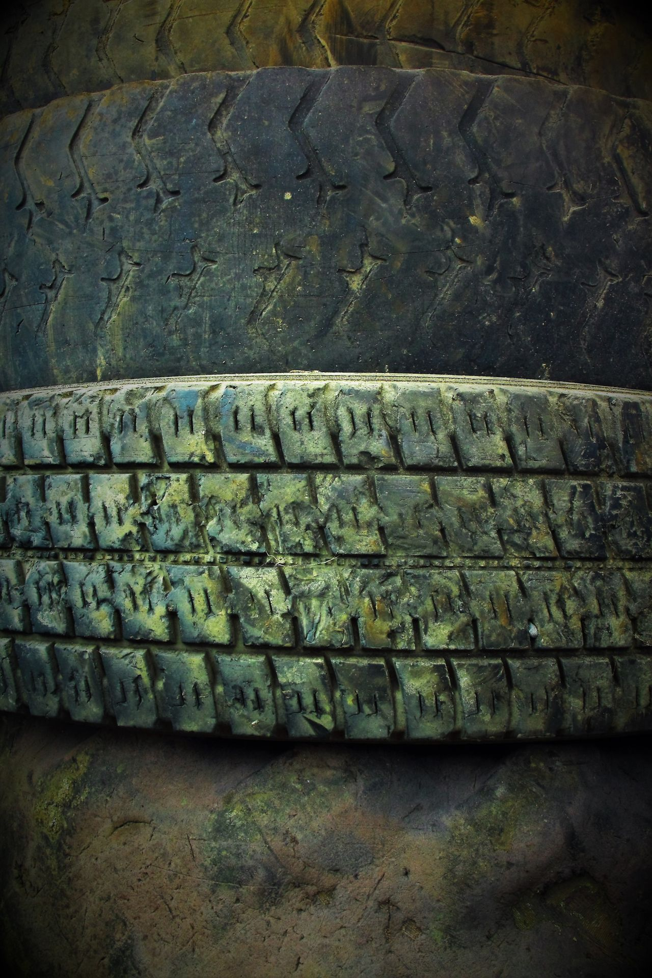 Flat Tired Car Inspection Close-up Day Flat Highprofile No People Pile Profile Picture Repetition Stacked Surface Level The Way Forward Tyres Variations On The Same Theme Weathered Worn Out Beautifully Organized The Drive