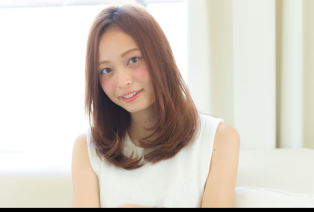 Japan Hairstyle Japanese Girl 美容室 箕面 Hair Beauty Girl