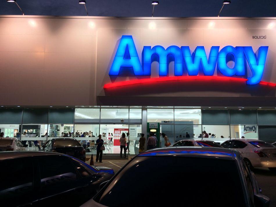 AmwayCenter  Bangkok Thailand