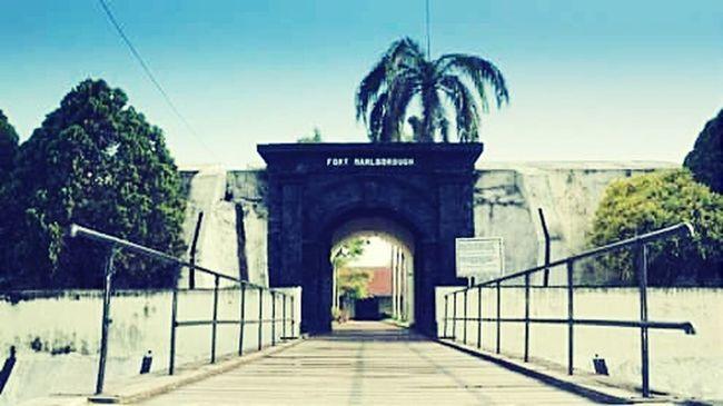 Fort matlborough Fort Inggris Amazing Indonesia Bengkulu Heritage