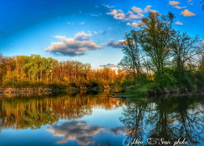 Hdr_Collection EyeEm Nature Lover Eye4photography  Water Reflections Landscape_Collection EyeEm Best Shots Nature_collection Tree_collection  Clouds And Sky EyeEm Gallery My Obsession❤ Malephotographerofthemonth Taking Photos Getting Inspired Salzach Walking Around Austria