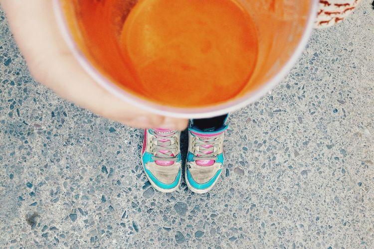 Food Porn Awards Juice Orange Juice  Carrot Juice