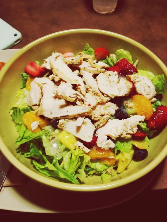 quality salad