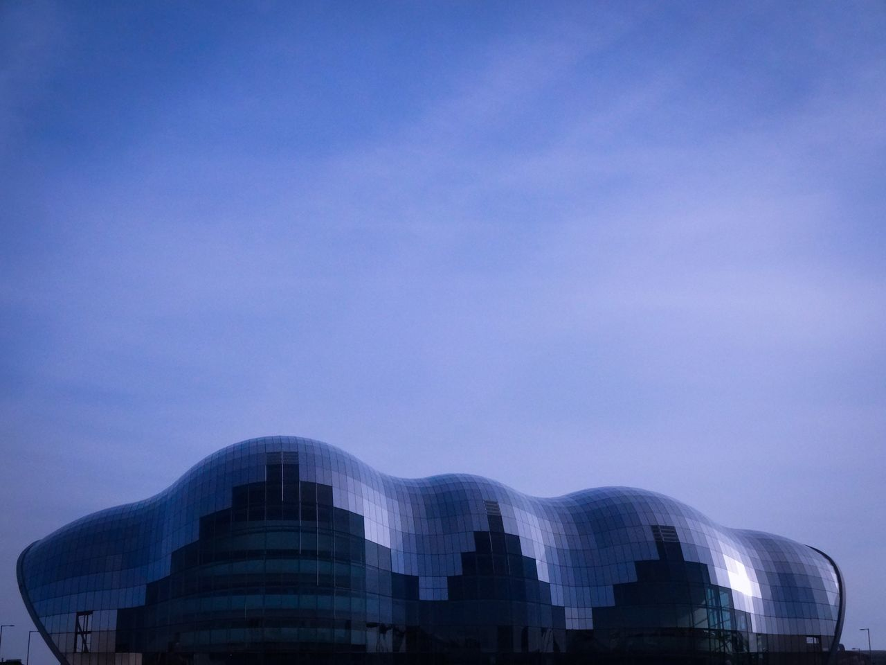 Seeing the Sights The Sage The Sage Gateshead