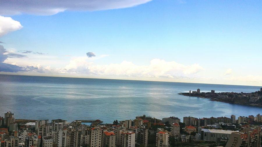 BlueSea Blue Sky Lebanon Memories