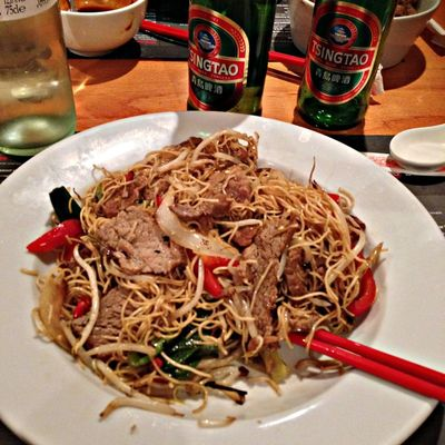 Quality Food at 288 Bar and Wok by Golfy Ball