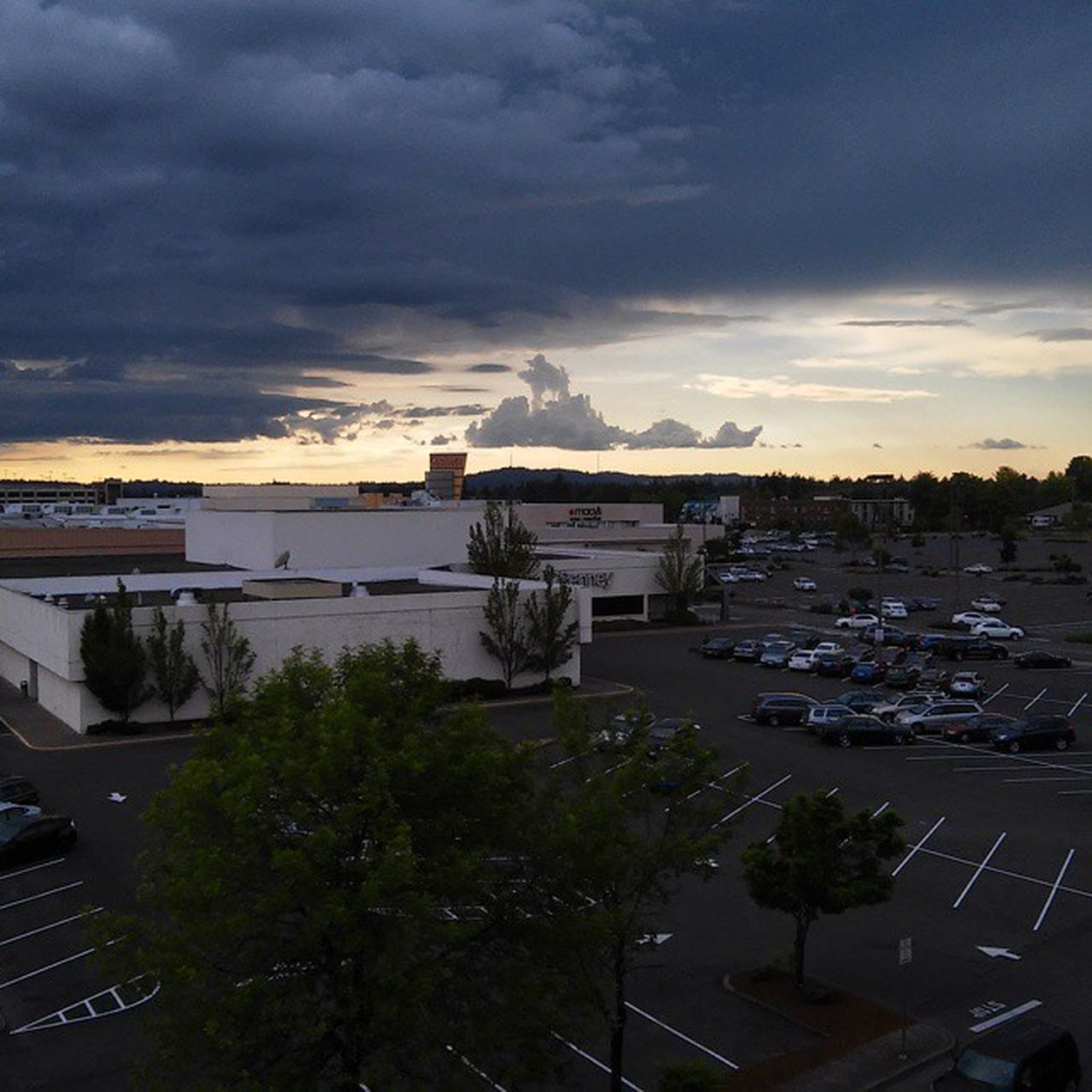 The View of Clackamas Mall