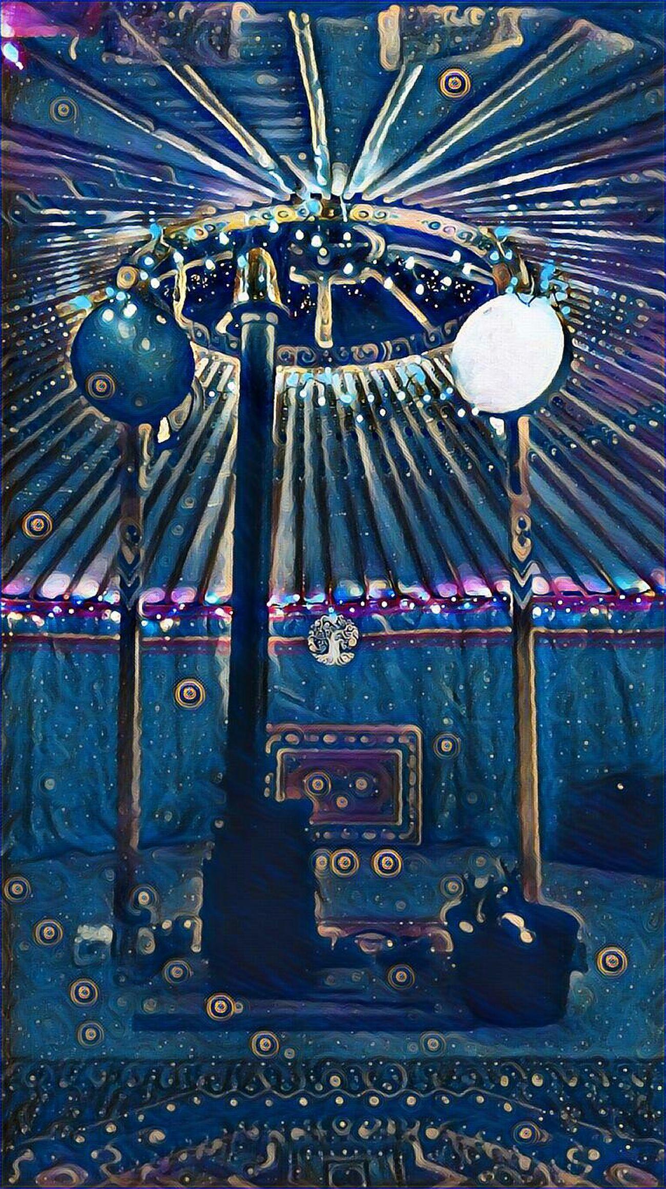 Yurtlife Yurt Interior Magick Digital