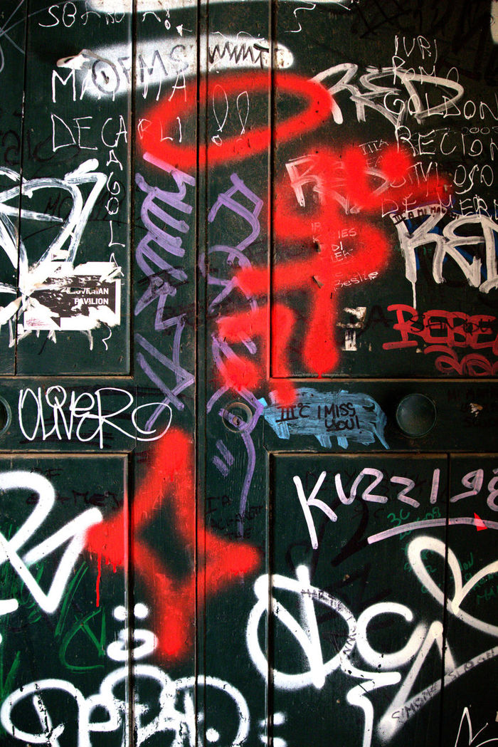 Art Contamporary Art Door Graffiti Urban Urban Exploration Urban Geometry Urban Landscape Venezia Venice