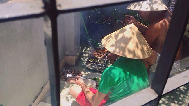 BBQ BBQ Time Weekend Activities Vietnam Non La Vietnamese