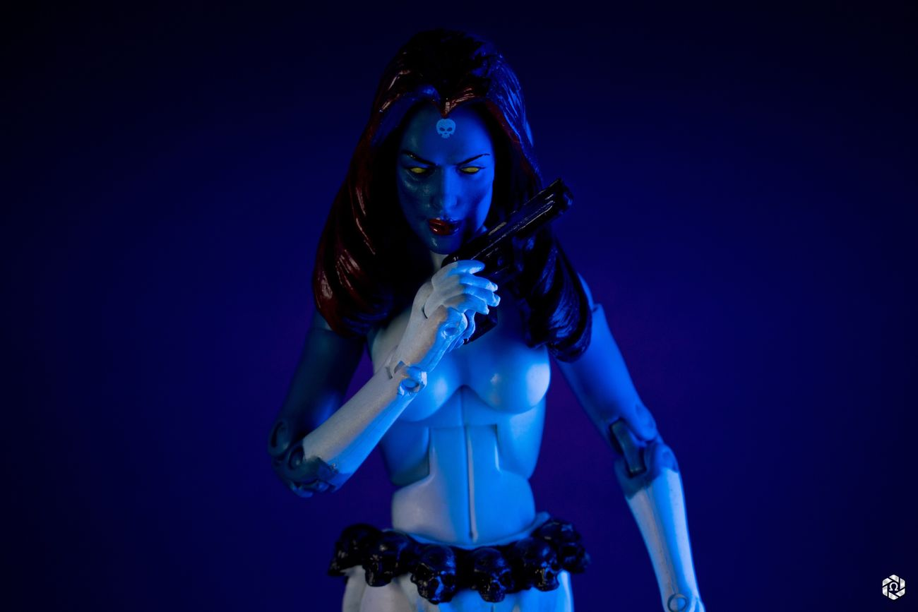 Marvellegends Marvel Xmen Toybiz Mystique