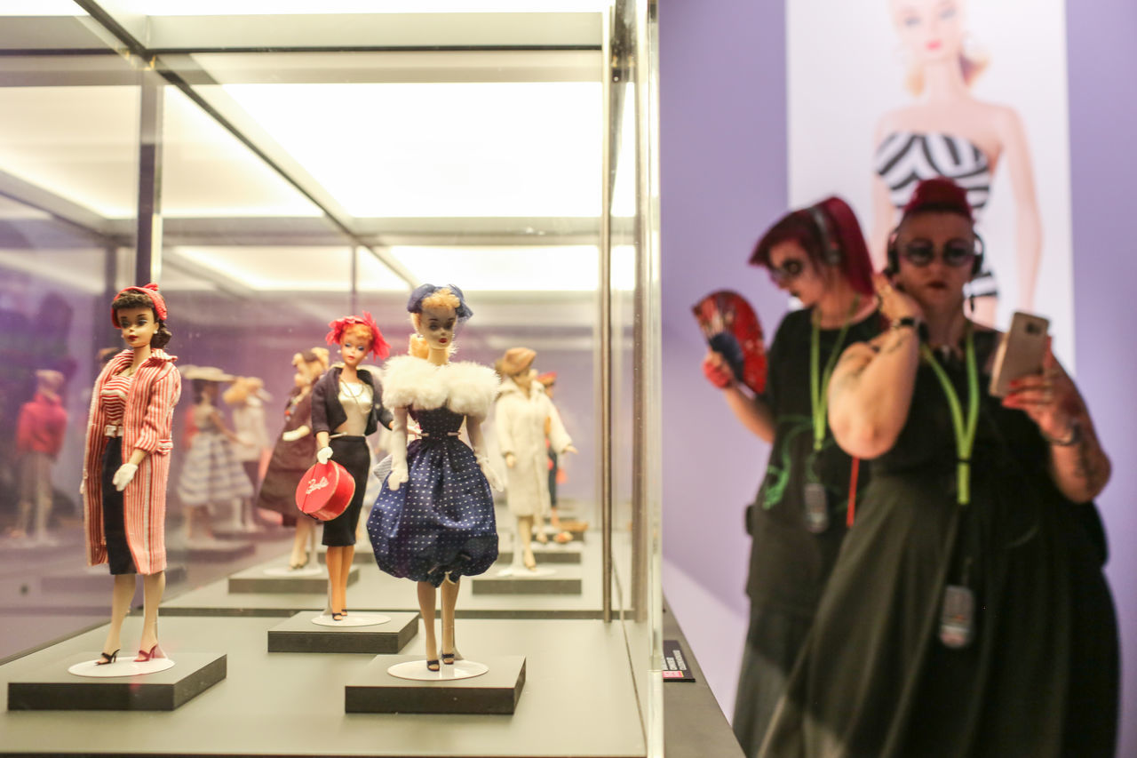 American Dream Barbie Barbie Collector Barbie Doll Dolls Exhibition Museum Toys