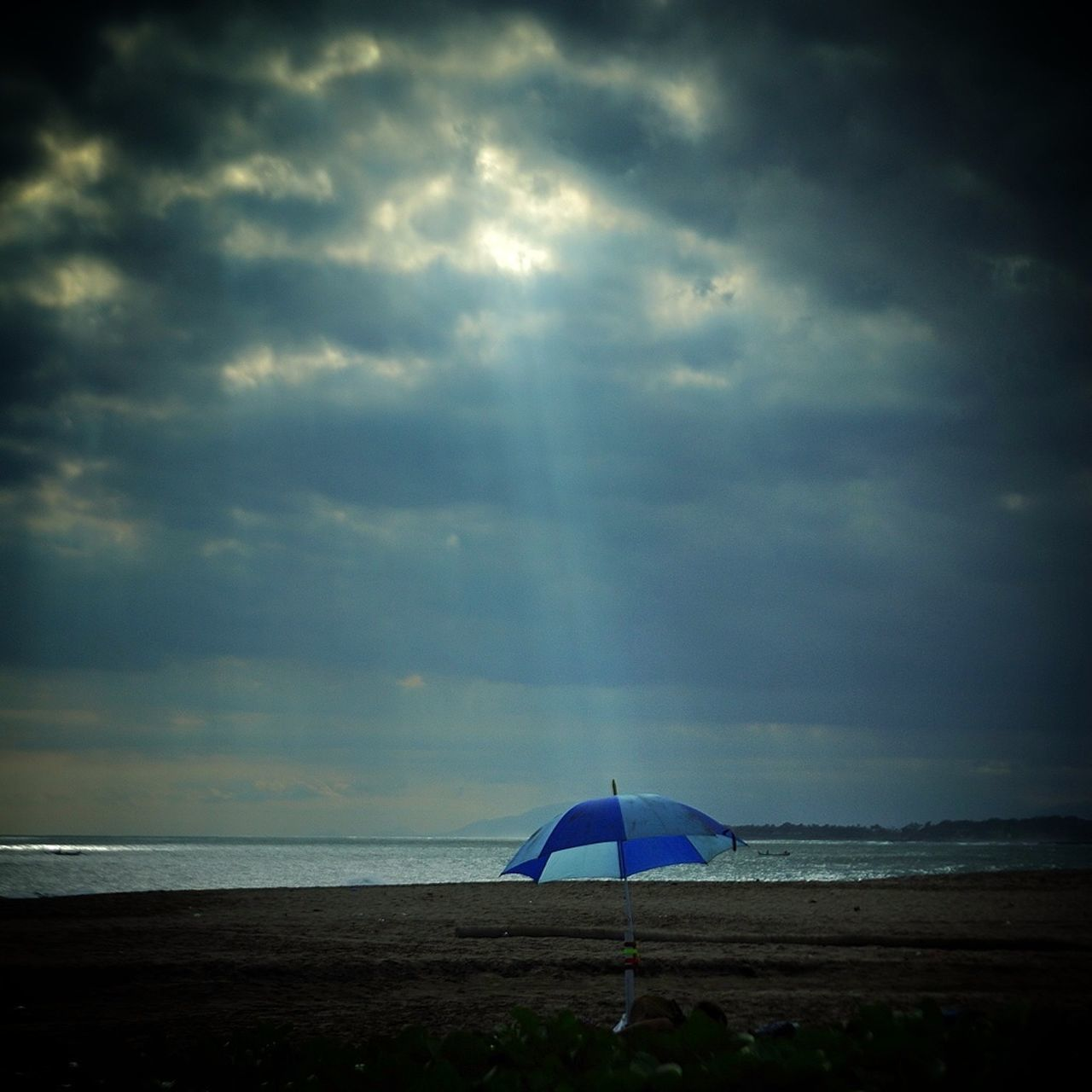 """""""Under the Umbrella"""" Belong Anywhere Melancholic Landscapes Sky And Clouds The Calmness Within"""