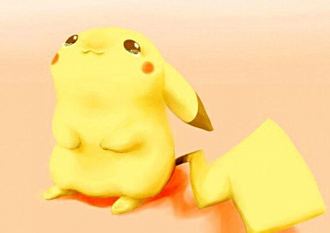 HD Draw Dessin No People Pokémon Pikachu