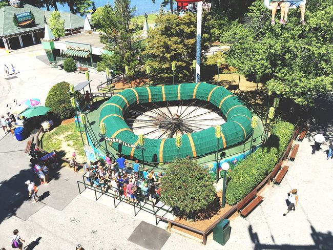 A Bird's Eye View Hanging Out Hello World Enjoying Life Taking Photos Relaxing Amusementpark Canobielakepark USA Workandtravel сша развлекаемся выходной