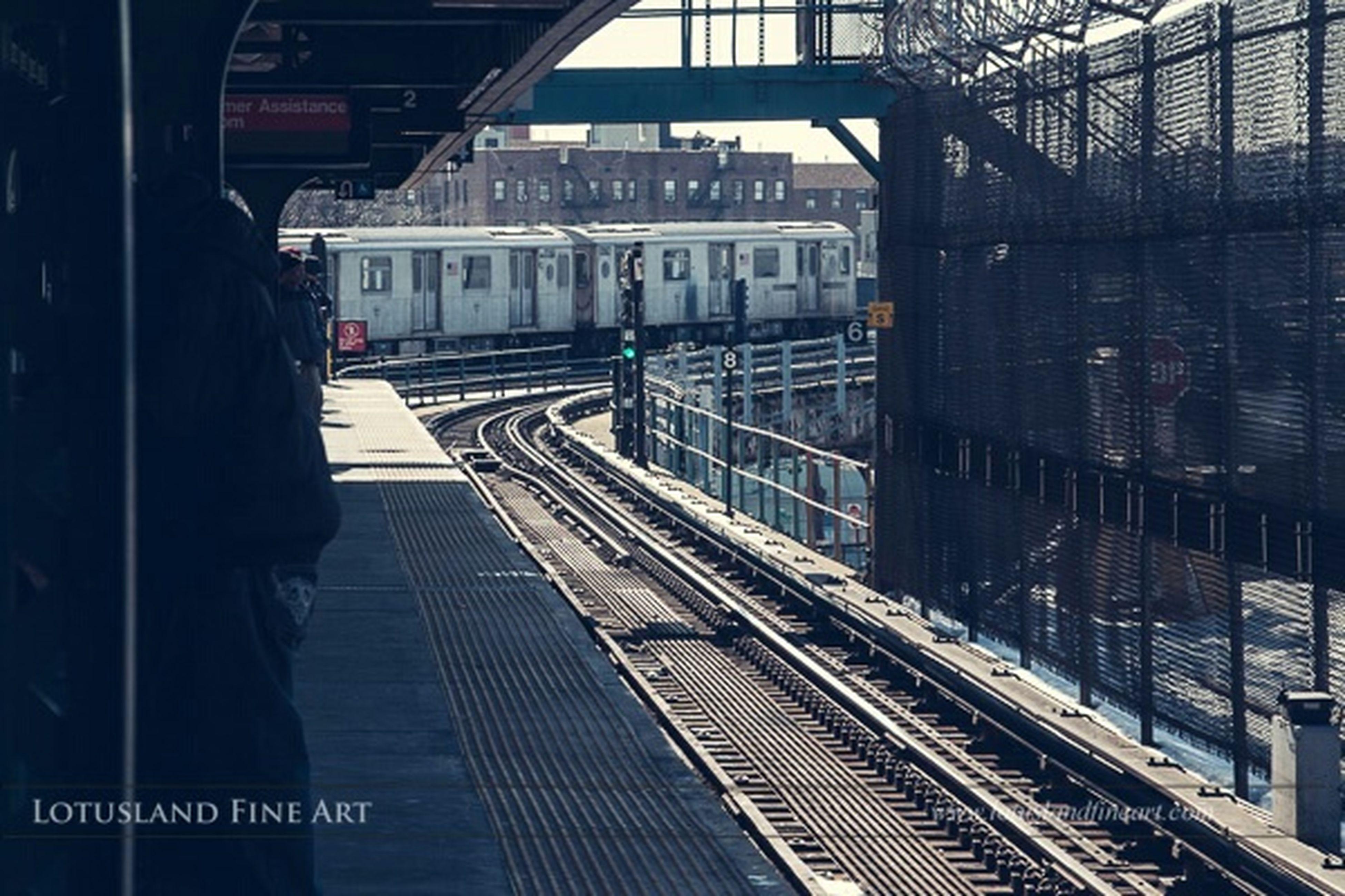 Subway New York City Bronx