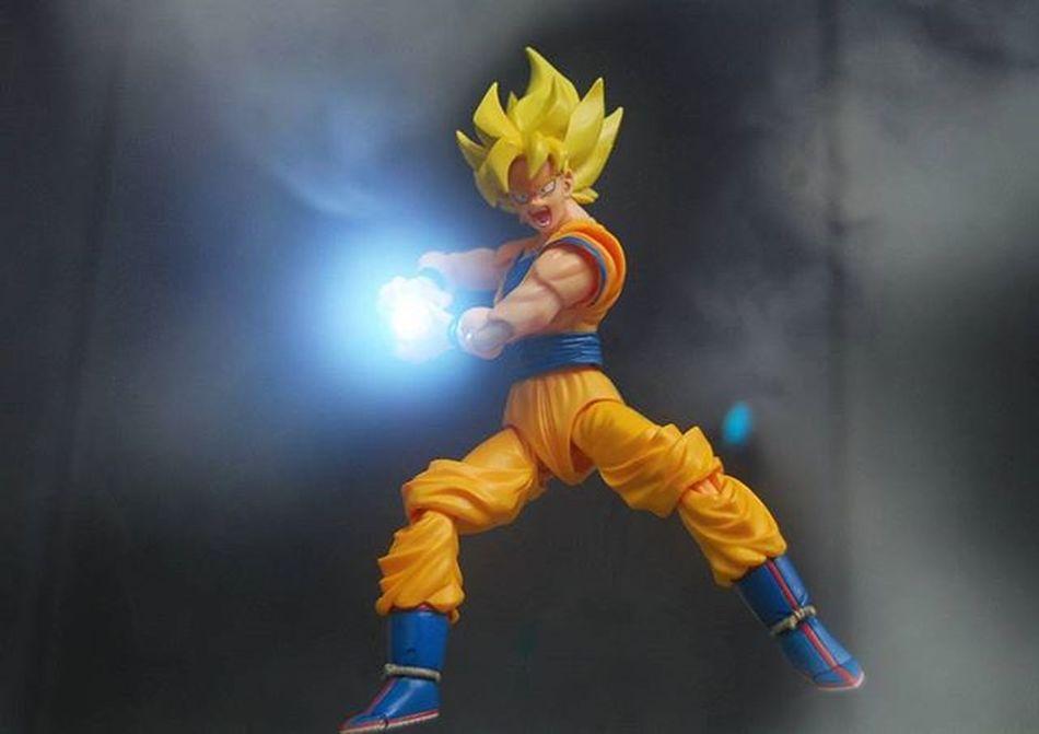 """Kame hameee.."" SHfiguarts Shf Dragonballz DBZ Goku Songoku Kamehameha Toyphotography Toyphotogram Toycrewbuddies Toyalliance Shfph Toyartistry Justanothertoygroup"