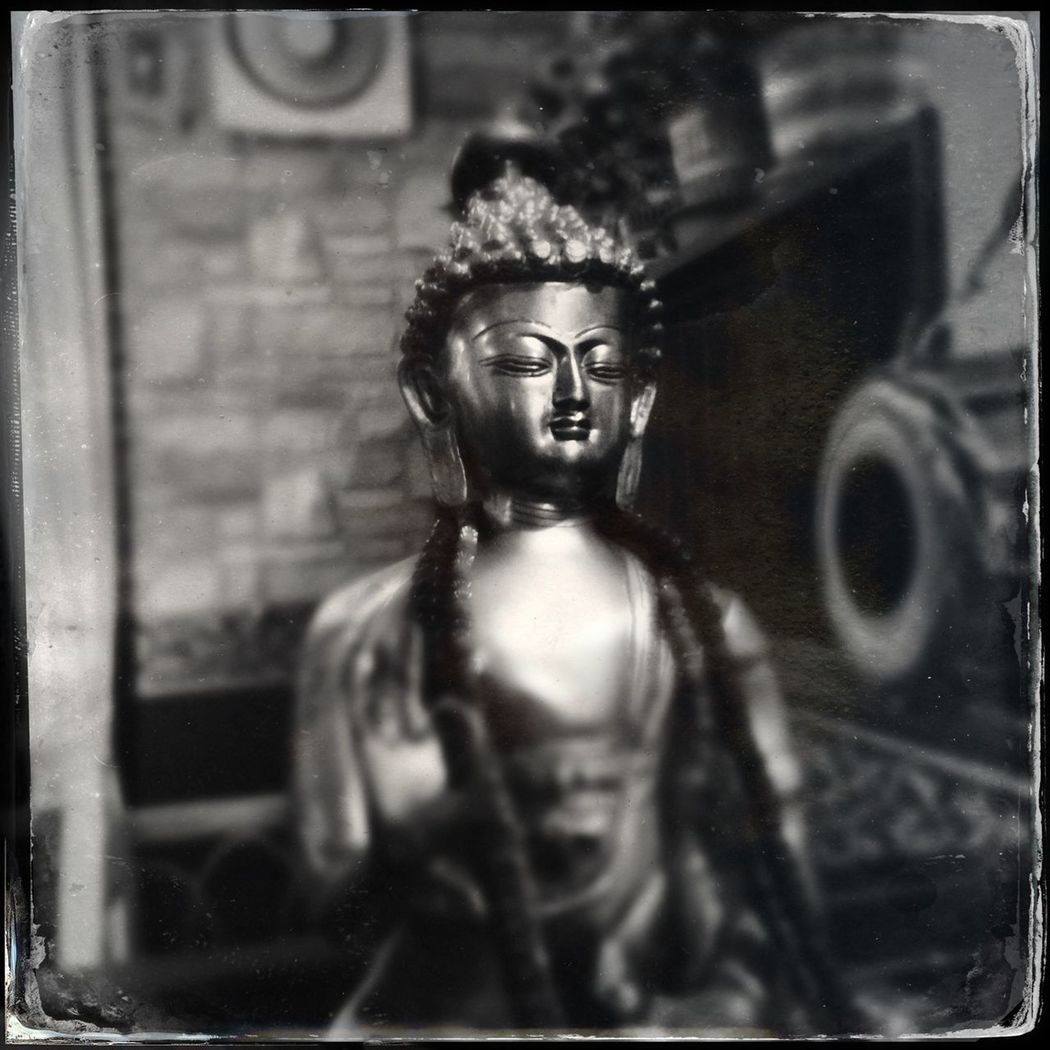 Siddhartha | Eastern Religion Hipstamatic IPhoneography